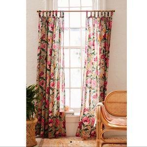 UO Poppy Window Curtains